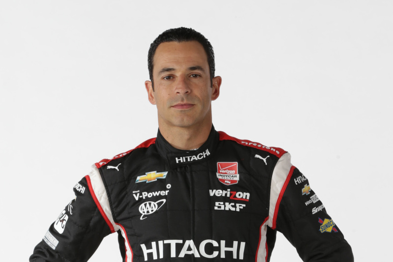 #3: Helio Castroneves, Team Penske, Chevrolet