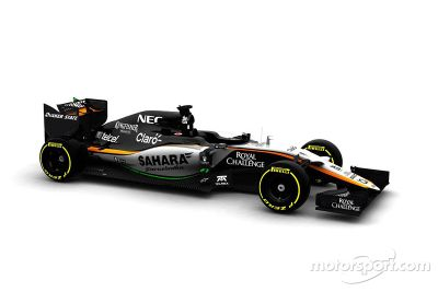 Force India VJM08 launch