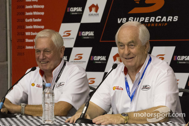 Roger Penske and Dick Johnson, Team Penske