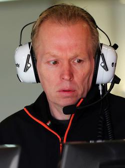 Andrew Green, Direttore Tecnico Sahara Force India Team F1