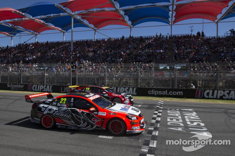 Start: James Courtney, Holden Racing Team
