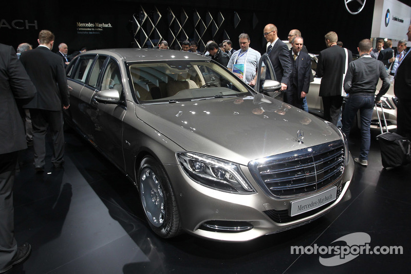 Mercedes Maybach Pullman
