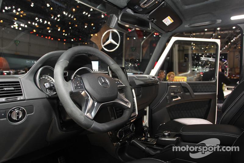 Mercedes G500 4X4