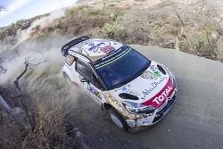 Mads Osberg, Jonas Andersson Citroën Total Abu Dhabi WRT