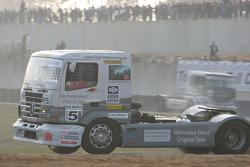 #5 Jochen Hahn Mercedes-Benz: Jochen Hahn