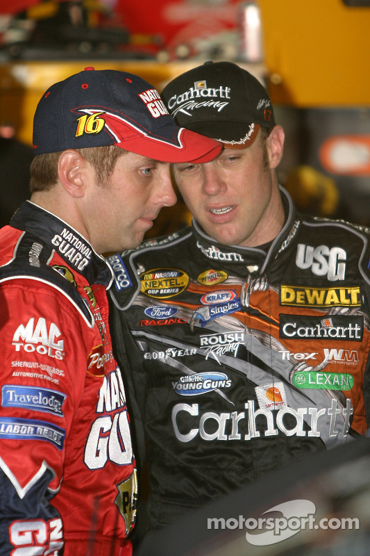 Greg Biffle et Matt Kenseth