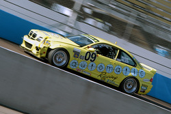 #09 Automatic Racing BMW M3: Kris Wilson, David Riddle