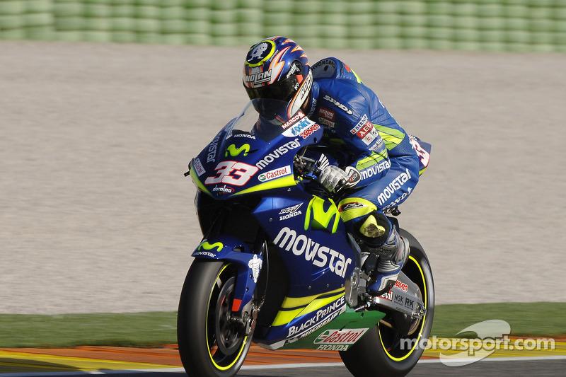 2005: Marco Melandri, Honda RC211V