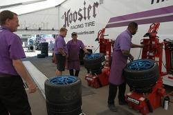 Hoosier Tire changers