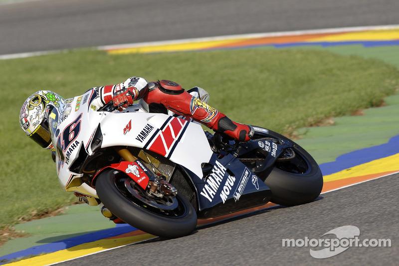 Gauloises Yamaha - Valentino Rossi - GP di Valencia 2005