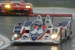 #25 RML MG Lola EX 264: Thomas Erdos, Mike Newton