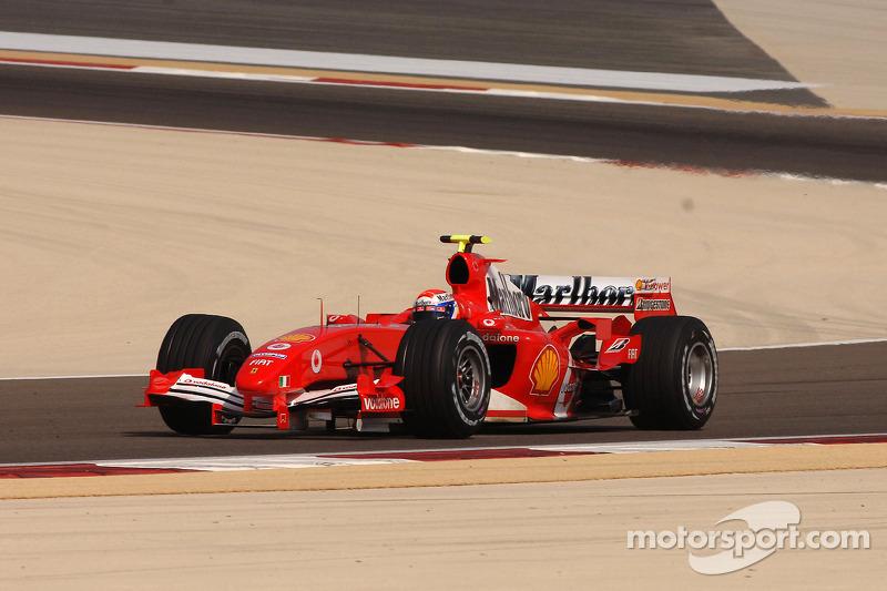 Марк Жене (в резерві Ferrari з 2004 року)