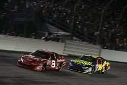 Dale Earnhardt Jr. and Greg Biffle