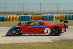#2 Howard - Boss Motorsports Pontiac Crawford: Andy Wallace