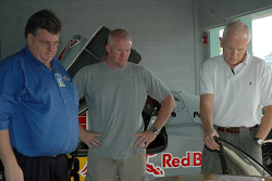 Kevin Doran, Paul Tracy, Forest Barber
