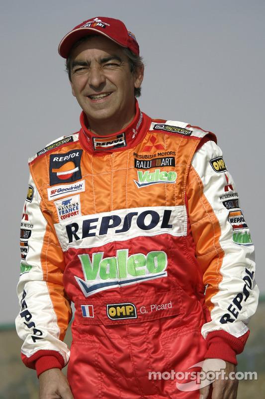Repsol Mitsubishi Ralliart : Gilles Picard