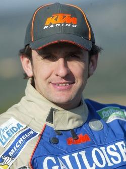 Team Gauloises KTM: Isidre Esteve Pujol