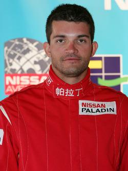 Team Nissan Dessoude presentation: Fabian Lurquin