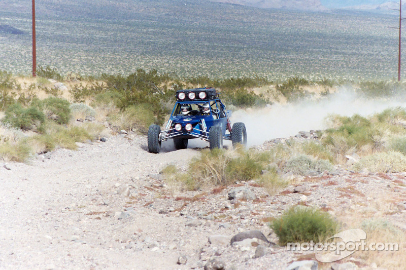 Vanguard Racing: le buggy de Ronn Bailey à Las Vegas
