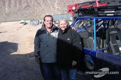 Préparation du Vanguard Racing Dakar