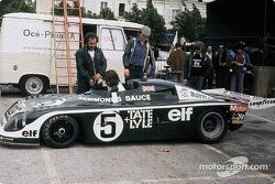 #5 Alain de Cadenet De Cadenet Lola Ford