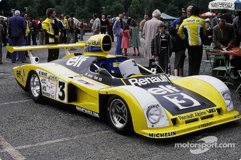 #3 Renault-Alpine A 442