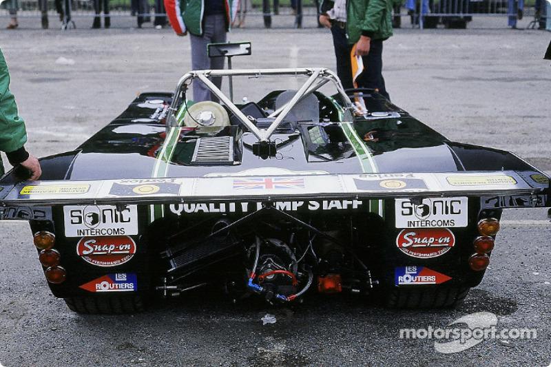 1978 год. Автомобиль Lola T 294 S-Ford команды Dorset Racing Associates with Kelly Girl