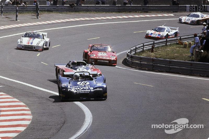 #19 IBEC Racing Developments IBEC P6: Guy Edwards, Ian Grob, Ian Bracey