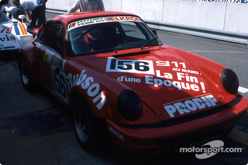 Raymond Touroul Porsche 911SC