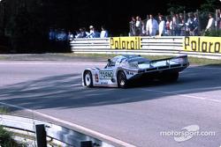 #19 Brun Motorsport Porsche 962C: Walter Brun, Didier Theys, Joël Gouhier
