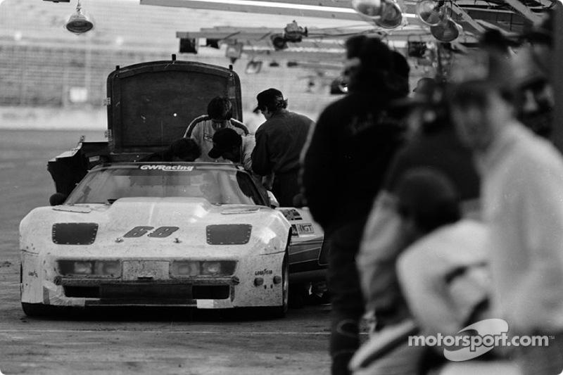 #68 Sprit of Brandon Corvette: Greg Walker, Scott Lagasse, King Smith