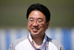 Yoshiaki Kinoshita, General Manager, Motor Sport Division (Toyota Motor Corporation) and Executive Vice-President (Toyota Motorsport GmbH)