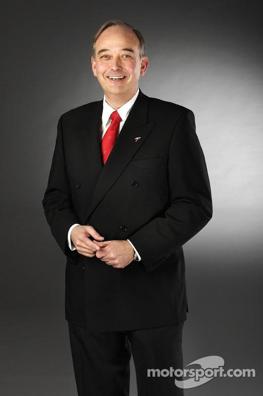 John Howett, President (Toyota Motorsport GmbH)
