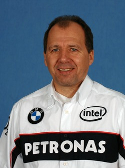 Willy Rampf (Technical Director Chassis)