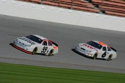Carl Edwards and Mark Martin
