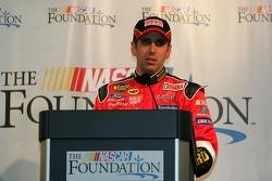 NASCAR Foundation press conference: Greg Biffle