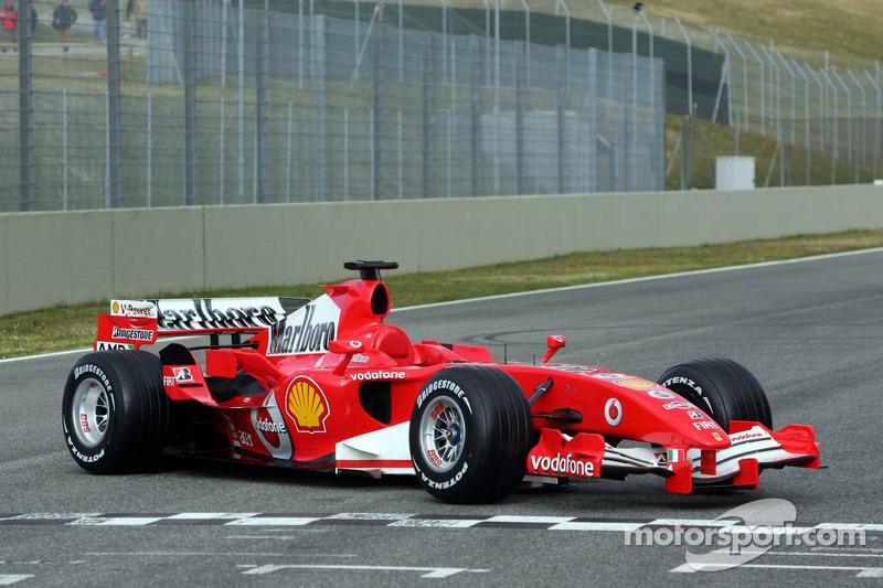 2006: Ferrari 248 F1