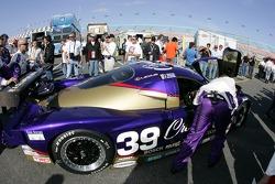Cheever Racing Lexus Crawford