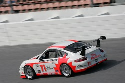 #71 SAMAX/ Doncaster Racing Porsche GT3 Cup: Dave Lacey, Brent Martini, Greg Wilkins, Mark Wilkins, Johnny Mowlem