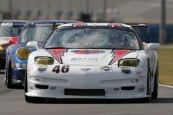 #46 Michael Baughman Racing Corvette: Michael Baughman, Ray Mason, John Connolly, Frank Del Vecchio, Bryan Collyer
