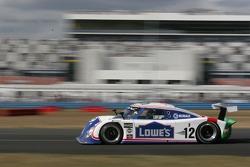 #12 Lowe's Fernandez Racing Pontiac Riley: Adrian Fernández, Mario Haberfeld, Scott Sharp
