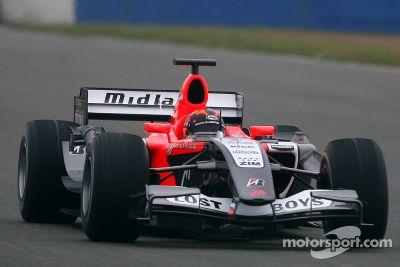 MF1 Racing M16 launch