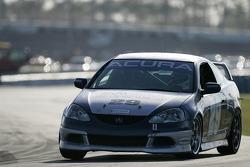 #29 Bill Fenton Motorsports Acura RSX - S: Mike Liebl, Bob Beede