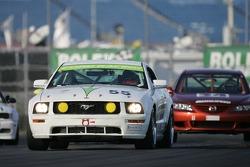 #55 Hyper Sport Mustang GT: Ryan Pilla, Joe Foster