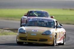 #18 Race Prep Motorsports Porsche 996: Mike Pickett, Joe Fox, Damien Faulkner