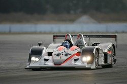 #37 Intersport Racing Lola B05/40 AER: Jon Field, Clint Field, Liz Halliday