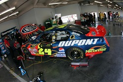Dupont Chevy garage area