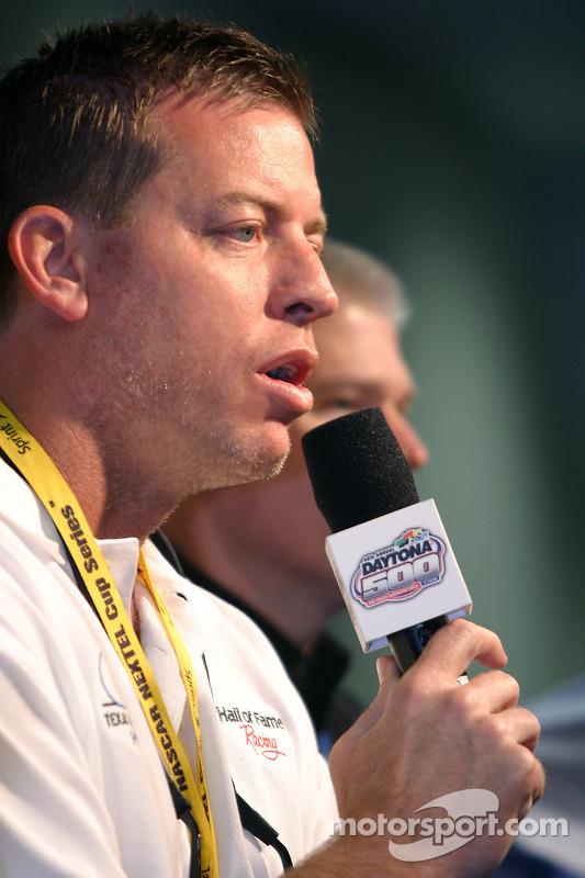 Conférence de presse: Troy Aikman