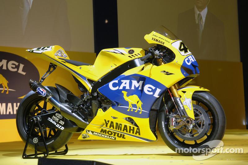 Camel & Yamaha