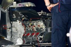 Red Bull Racing Ferrari engine